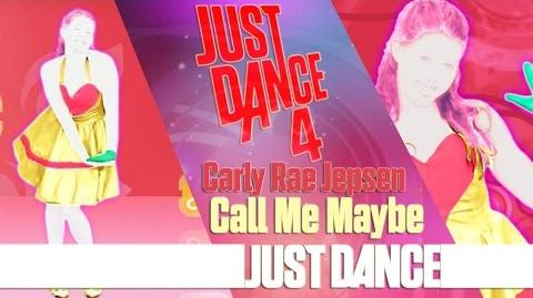 Call Me Maybe - Carly Rae Jepsen Just Dance 4