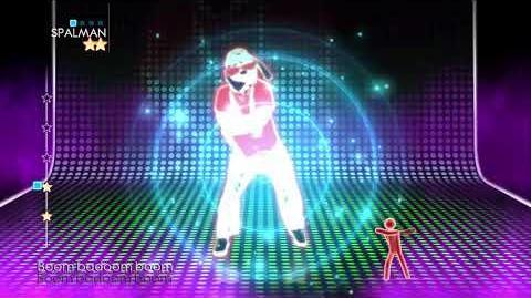 Just Dance 4 Super Bass Puppet Master Mode (JD1)