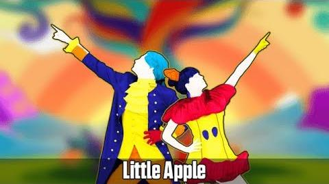 Just Dance Vitality School - Little Apple Gameplay