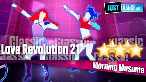 Love Revolution 21 - Morning Musume Just Dance Wii
