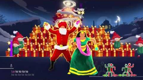 XMas Tree - Just Dance 2015