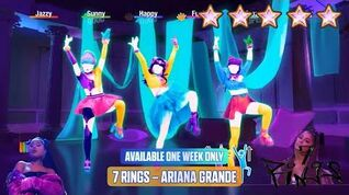 7 Rings - Just Dance 2019