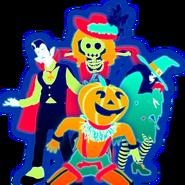 HalloweenQUAT Cover AlbumCoach