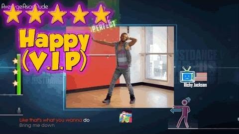 Just Dance 2015 - Happy (Richy Jackson) - 5* Stars