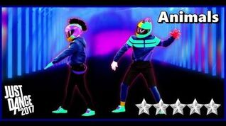 Just Dance 2017 (Unimited) - Animals