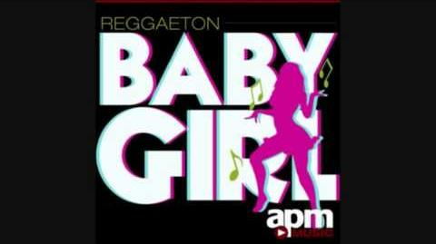 "Just Dance 2 ""Baby Girl"" by Reggaeton"