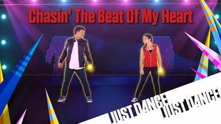 Just Dance Disney Party 2 - Chasin' The Beat Of My Heart