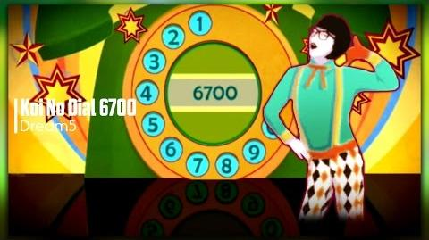 Just Dance Wii - Koi No Dial 6700 (5 Stars)