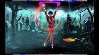 Michael Jackson the experience-Thriller (3DS version)