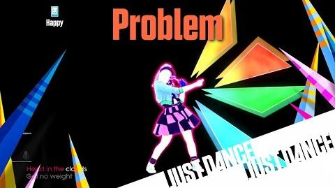Problem - Just Dance 2015