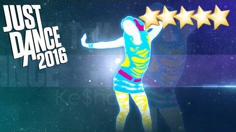 TiK ToK - Just Dance 2016 (Unlimited) - Full Gameplay 5 Stars