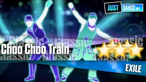 Choo Choo TRAIN - Just Dance Wii