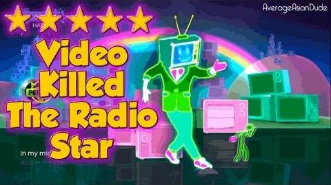Just Dance 3 - Video Killed The Radio Star - 5* Stars