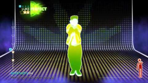 Just Dance 4 Dance Mash-Up - Never Gonna Give You Up (First Time 5 Stars)-0