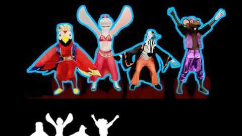 Just Dance 4 Extract Istanbul