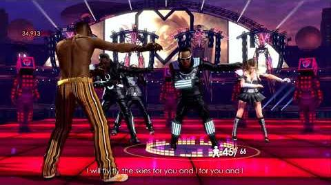 Meet Me Halfway - The Black Eyed Peas Experience (Xbox 360) (Climax)