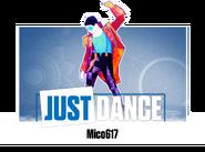 Mico617 2017 Sticker