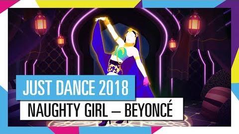NAUGHTY GIRL – BEYONCÉ JUST DANCE 2018