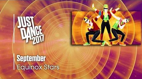 September - Just Dance 2017