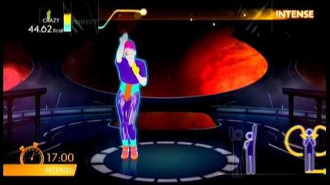 Aerobics In Space Just Dance 4 All Routines