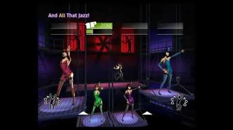 All That Jazz - Dance on Broadway (Wii)
