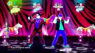 Gangnam Style Just Dance 2015 Full Gameplay 5 Stars