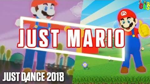 Just Dance 2018 Just Dance 3 Just Mario - Comparison