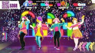 Le Bal Masqué Just Dance Now