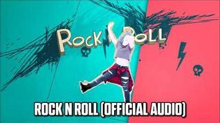 Rock N Roll (Official Audio) - Just Dance Music