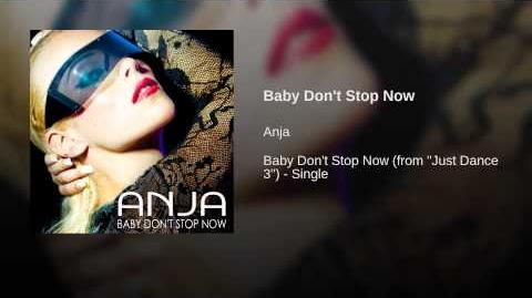 Baby Don't Stop Now