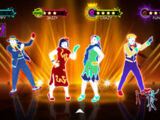Just Dance 3/Beta Elements