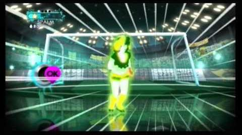 Just Dance 3 Futebol Crazy 5 Stars