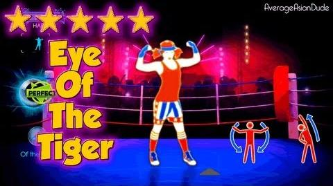 Just Dance Greatest Hits - Eye Of The Tiger - 5* Stars