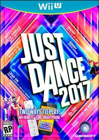 Just dance 2017 wii u boxart
