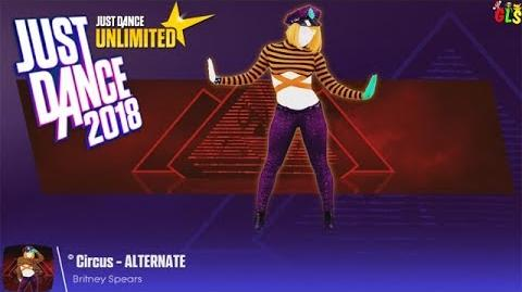 Circus (Extreme Version) - Just Dance 2018