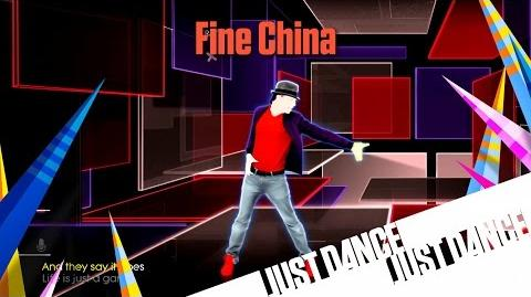 Fine China (Extreme) - Just Dance 2014