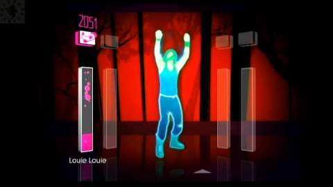 Just Dance - Iggy Pop - Louie Louie (Wii on Wii U)