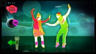 Just Dance 2 - A-Punk