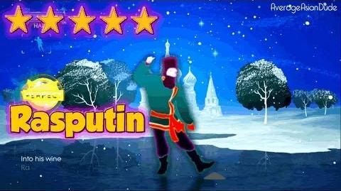 Just Dance Greatest Hits - Rasputin - 5* Stars