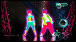 No Limit - Just Dance 3 (Wii graphics)