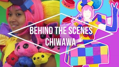 Behind the Scenes of CHIWAWA on Just Dance 2016