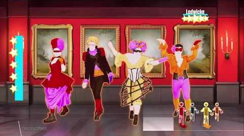 Crucified - Army Of Lovers - Just Dance 2018