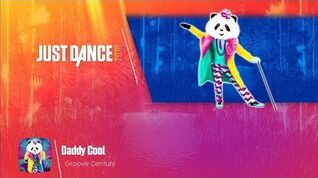 Daddy Cool - Just Dance 2018