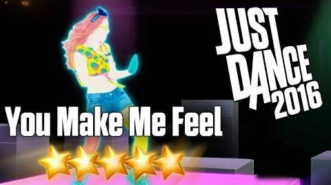 Just Dance 2016 - You Make Me Feel - 5 stars
