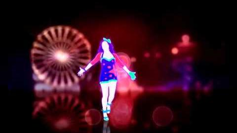 Just Dance 2 - Firework by Katy Perry