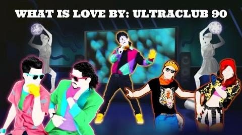 Just Dance Audio What Is Love by Ultraclub 90 (Download Link In Description)