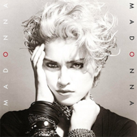 Madonna, debut album cover