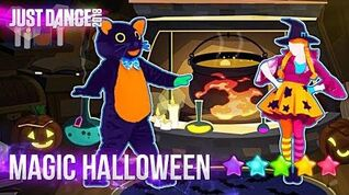 Magic Halloween (Kids Mode) - Just Dance 2018