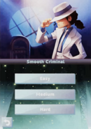 Smoothcriminal mj difficulty ds