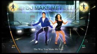 The Way You Make Me Feel - Michael Jackson The Experience (Wii)